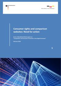"""Bundeskartellamt - Homepage - """"Competition and Consumer"""